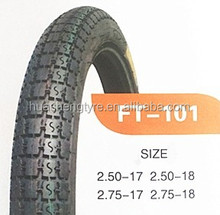 Out sale China brand race motorcycle tyre manufacture 2.50-18 -6pr tire for Kawasaki