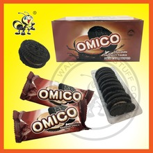 Hot Sales Crispy Sandwich Biscuit Chocolate Cookies