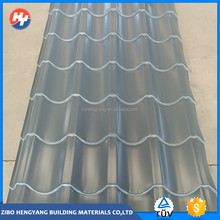 Excellent quality corrugated iron steel sheet weight calculation