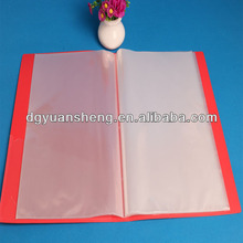 20 40 60 pockets clear book wholesale