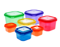 PORTION-CONTROL CONTAINER KIT - 7PC ESSENTIAL SET BEACH BODY