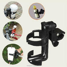 Baby Stroller Bottle Holder Infant Stroller Bicycle Carriage Cart Accessory Plastic Bottle Cup Holder Baby Activity