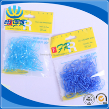 cheap TPU elastic Hair Rubber Bands for girls