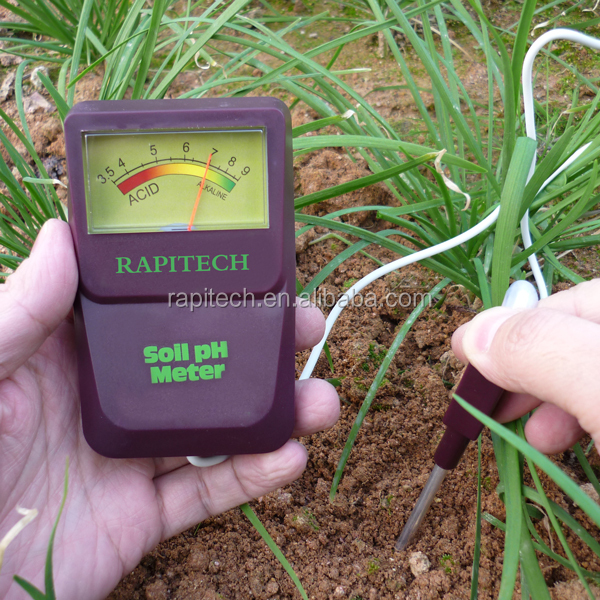 Household Instant Soil pH Tester