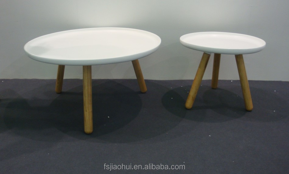 Fancy Outdoor Furniture Fiberglass Short Table For Picnic