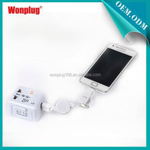 newest designed wonplug patent good reputation useful new promotional gift ideas