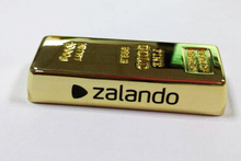 metallic golden products usb flash drive gold bar