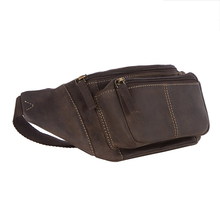 High quality top sale real leather hip bag
