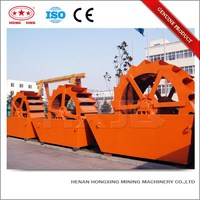 efficient construction gravel&sand washing machine