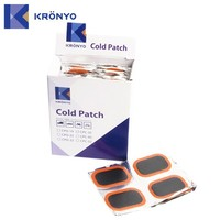 KRONYO tube rubber tyre patch tire repair cold patch car tire patch