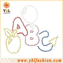 safe fast supplier letters rhinestone designs for clothing for kids