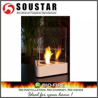 home depot mini portable indoor bio ethanol fireplace
