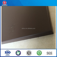 2.5 mm silvery grey aluminum panel