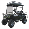 Road legal buggy, EG2020ASZR, 4 seats, EECLifted golf cart, electric, 4 seats with foldable seat, EG2020ASZ
