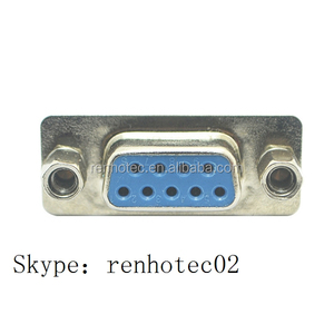 9 pin d sub connector female to female