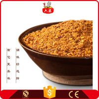 Yellow sweet chili pepper powder