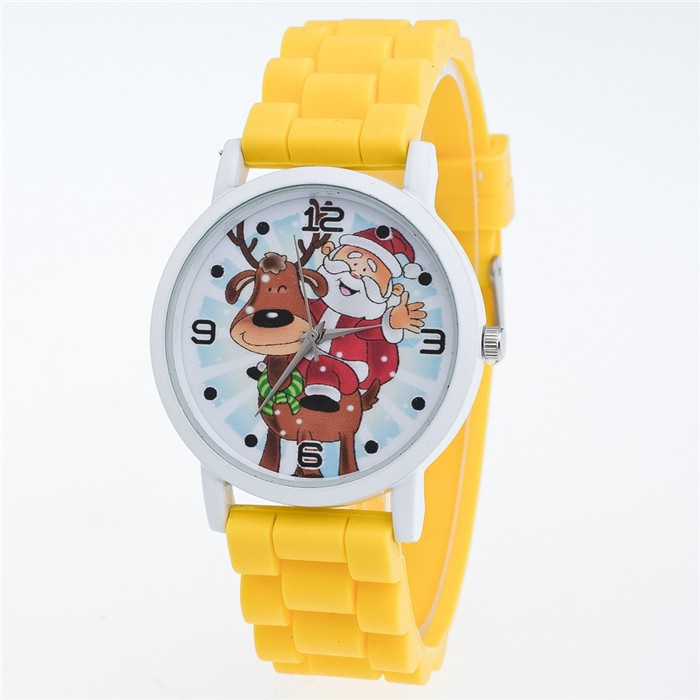 Hot-sell promotional item child watch free printing pictures
