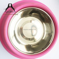 professional silicone dog food water bowl for wholesale