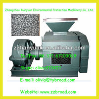High capacity lower price charcoal coal ball briquette making machine
