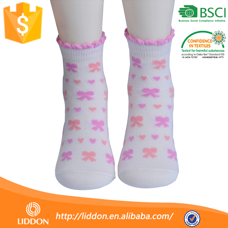 Bulk Wholesale School Young Kid Boy Customized Sock, Cute Teen Girl 3D Animal Cartoon Tube Sock