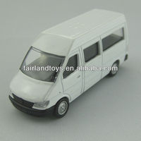 Metal toy van,die cast van model,