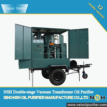 Transformer Oil Filtration Machine, Transformer Oil Purifier