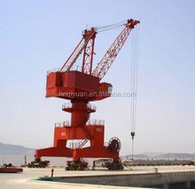 Low price portal crane portable jib crane