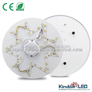 Guangzhou 18W led circle ring light;2d led replacement lamp