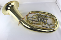EH-G4 Marching Baritone with 4 Rotary Keys/Bb jinbao Euphonium for Professional Use