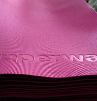Factory Direct Sale TPE/PVC Yoga Mat,cheap existing wholesale gymnastic mat, Anti-slip exercise
