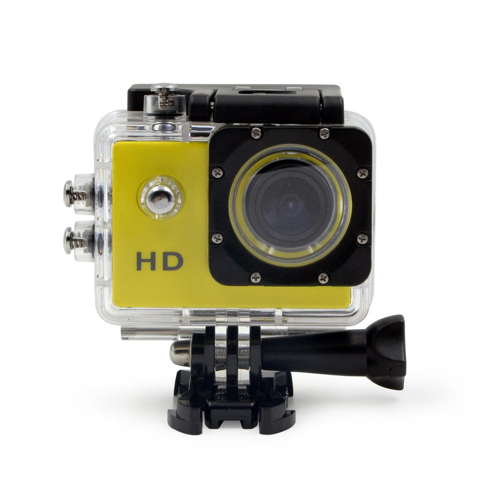 Promotion! Cheapest hd 720p action camera wifi waterproof extreme sport camera