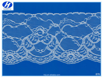 Hongtai hot selling tulle designer lace wholesale lace factory in china