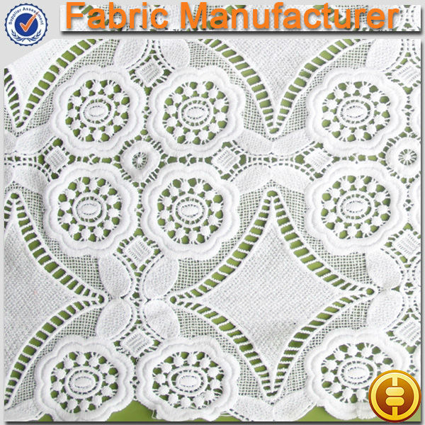 High quality sequin noble embroidery lace fabric for wedding dress,chemical lace fabric for women