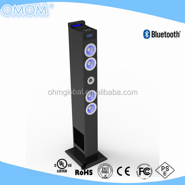 OHM-1618btlight 60W CE Approved home theater speaker system