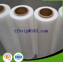 Clear Plastic Film PE Stretch Film