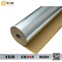 Hot selling good reputation Single Side Aluminum Foil Insulation Material