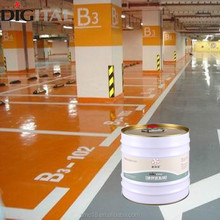 Asian Oil Based Epoxy Floor Paint Flat Coating