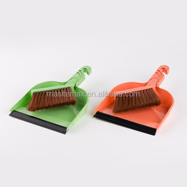 Plastic Brush for Table Cleaning, Broom Dustpan Set, Cleaning Product