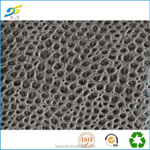 High quality stone emboss PVC leather for Bag