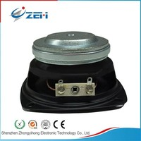 Best Quality 4ohm speaker replacement parts