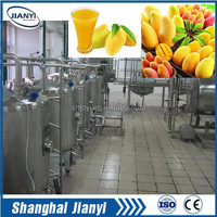 mango juice processing machine with good quality