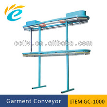 Customized dry cleaning conveyor