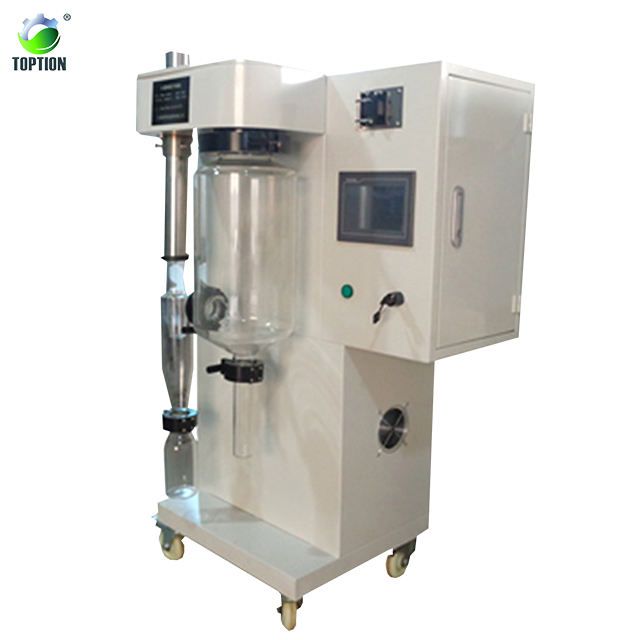 TP model pilot laboratory small spray dryer milk