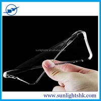 2016 Low price ultra slim china thin mobile phone cases TPU clear transparent case back cover for iphone 5 5s 5c 6 6s plus