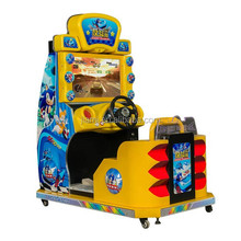Split Second----High Definition d Racing Indoor Amusement 3D driving Simulator Machine