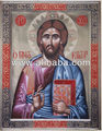 Religious icon of Jesus Christ