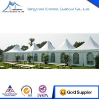 Best quality outdoor pagoda wedding tent