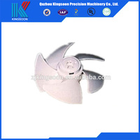 plastic injection flabellum plastic fan accessory mould mold and parts ventilator_injection_parts