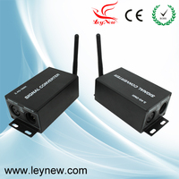 2.4G Wireless DMX Transmitter and Receiver