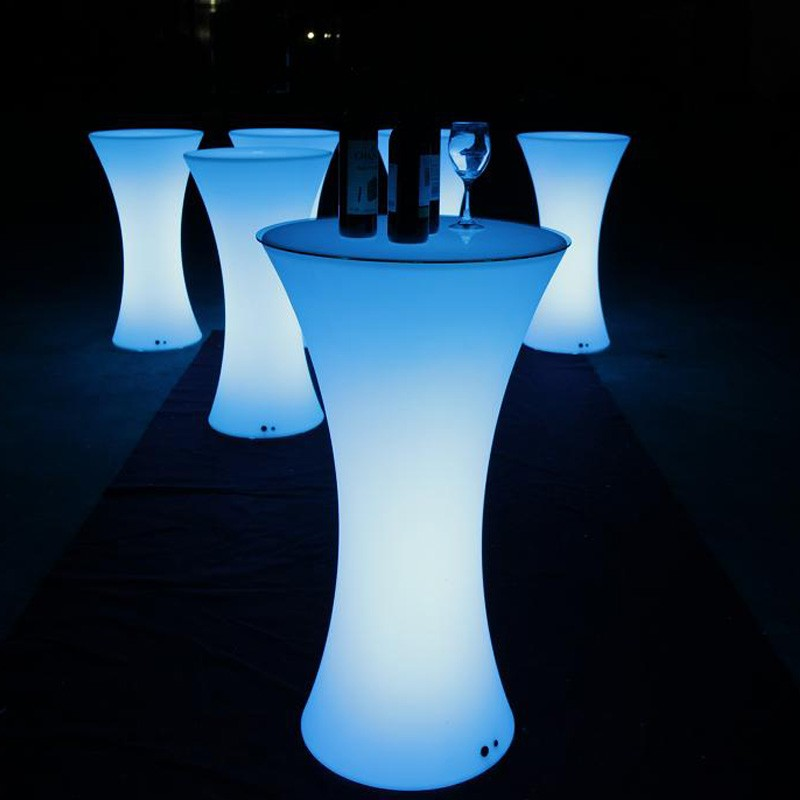LED outdoor <strong>furniture</strong> / bar <strong>furniture</strong> / bar table